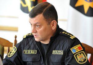 Погранполицию возглавил начальник полиции Кишинева Корнелиу Гроза