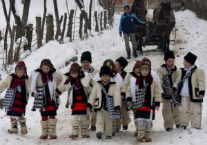 Маланка, Хей-хей и коза. Как в Молдове разные народы отмечают Рождество и Новый год? Тест NM