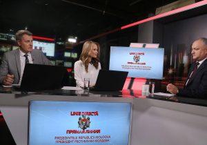 Директор Accent TV Станислав Выжга возглавил представительство телерадиокомпании «Мир» в Молдове