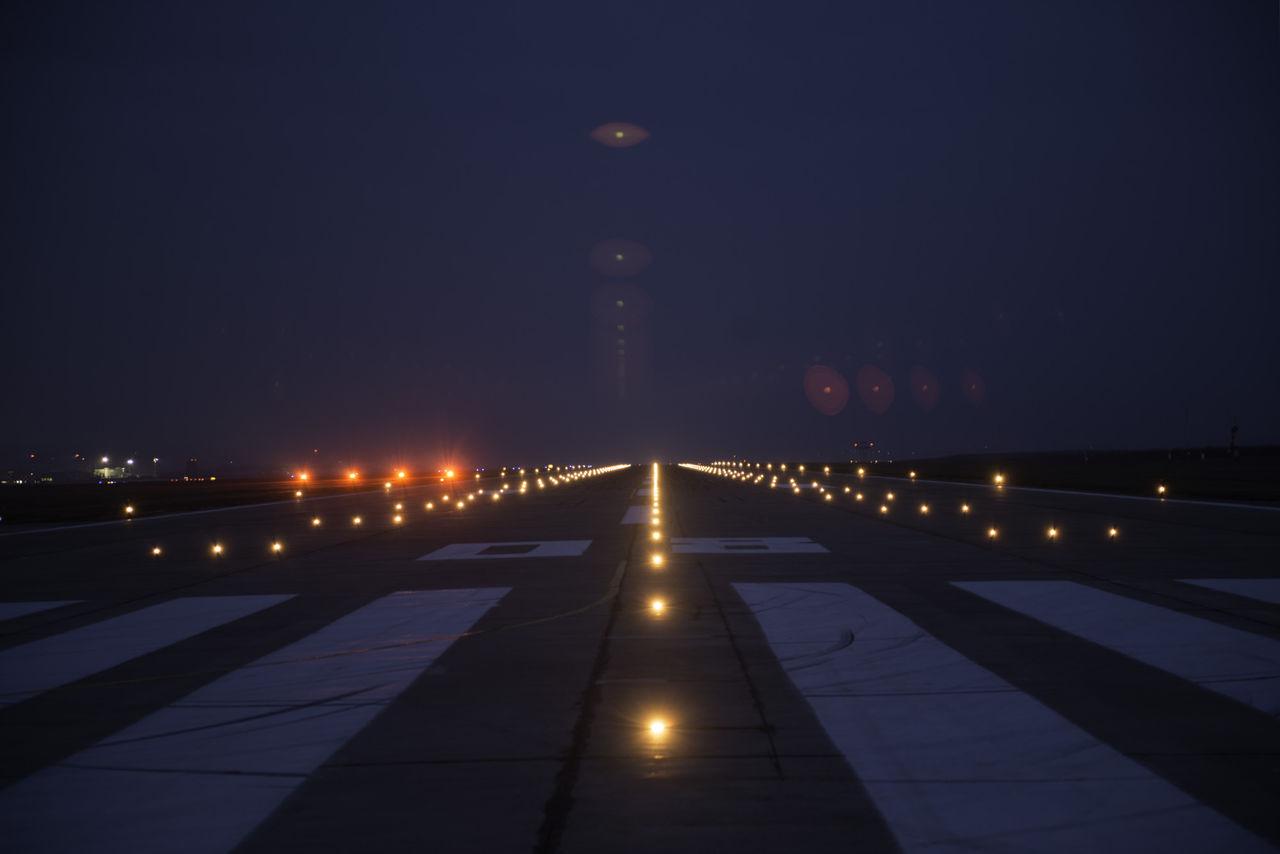 После модернизации системы освещения аэропорт Кишинева получит категорию CAT 3B, как лондонский Хитроу