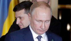 «Аунас вквартире газ, аувас?» Путин и Зеленский об итогах переговоров…