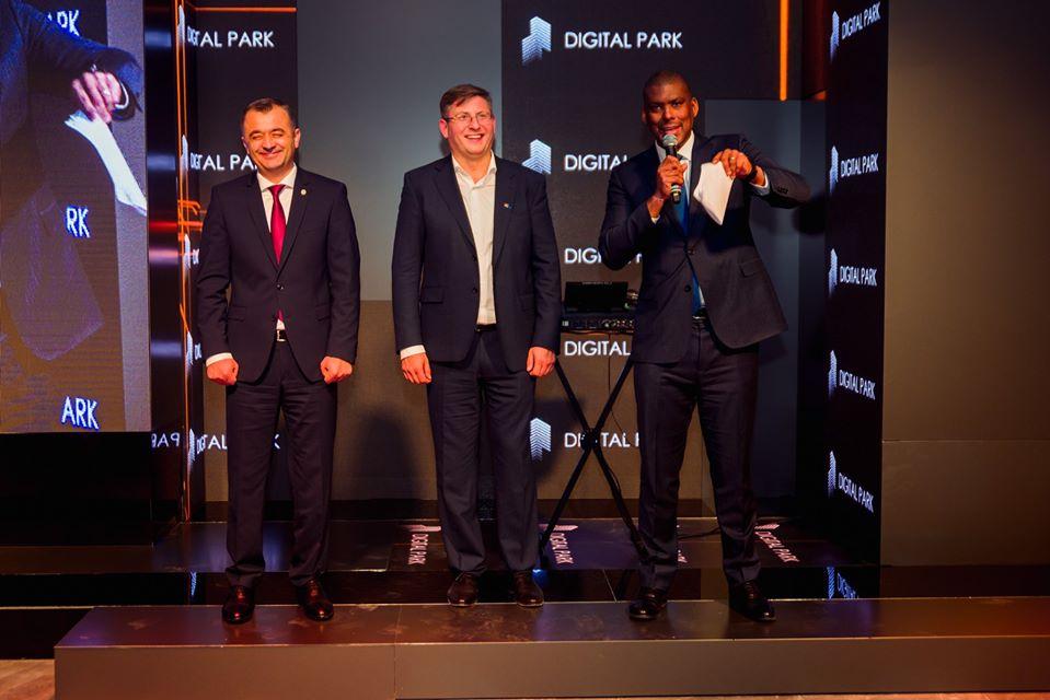 ВКишиневе открылся крупнейший встране IT-парк. Кику назвал его «революционным»