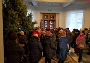 Работники табачных киосков устроили в мэрии Кишинева протест против эвакуации ларьков