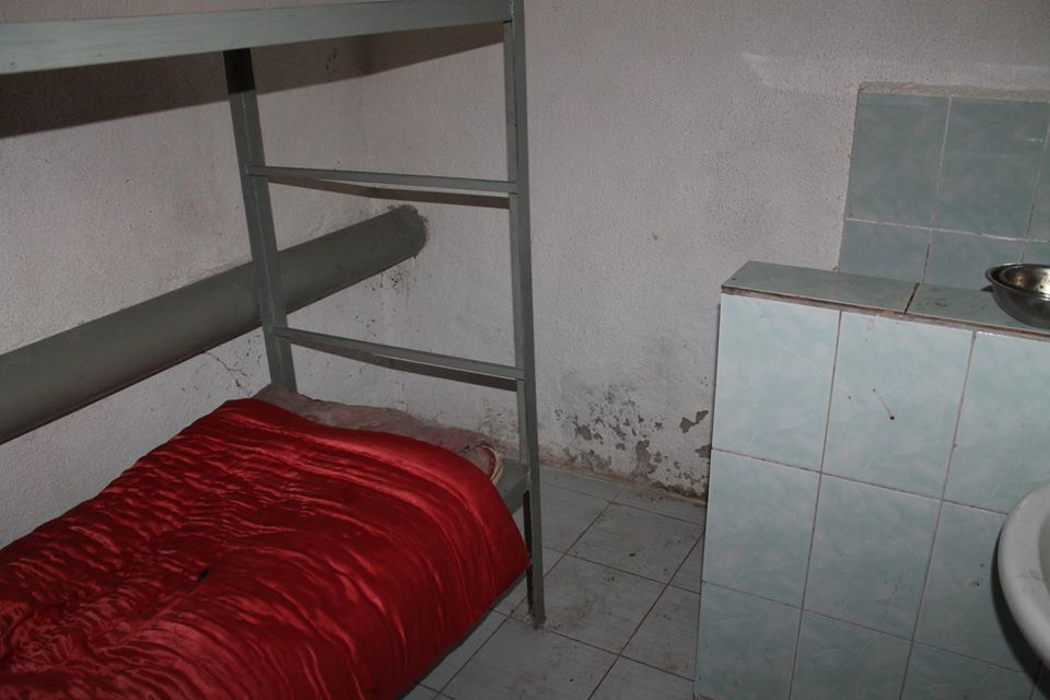 Бесчеловечные условия содержания. В полиции Бричан закрыли изолятор по просьбе правозащитников