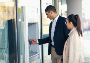 Исключительная услуга MAIB: пополнение счета компании через банкомат