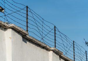 Изтюрьмы вБранештах попытался сбежать заключенный