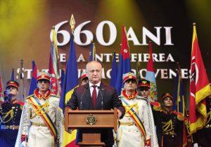 Додон— спаситель. Владислав Кульминский опредвыборном образе президента