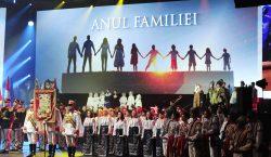 concert, anul familiei