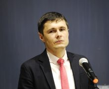 Экс-министр юстиции Нагачевский нашел новую работу. Онстал советником вице-спикера Батрынчи