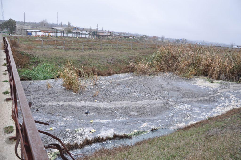 В Комрате умирает Ялпуг. Экологи предупреждают об экологическом бедствии