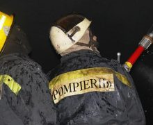 ВКишиневе в«Воротах города» произошел пожар. Один человек погиб