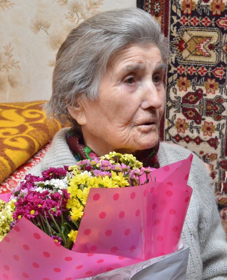 Трем жительницам Кишинева исполнилось больше 100лет