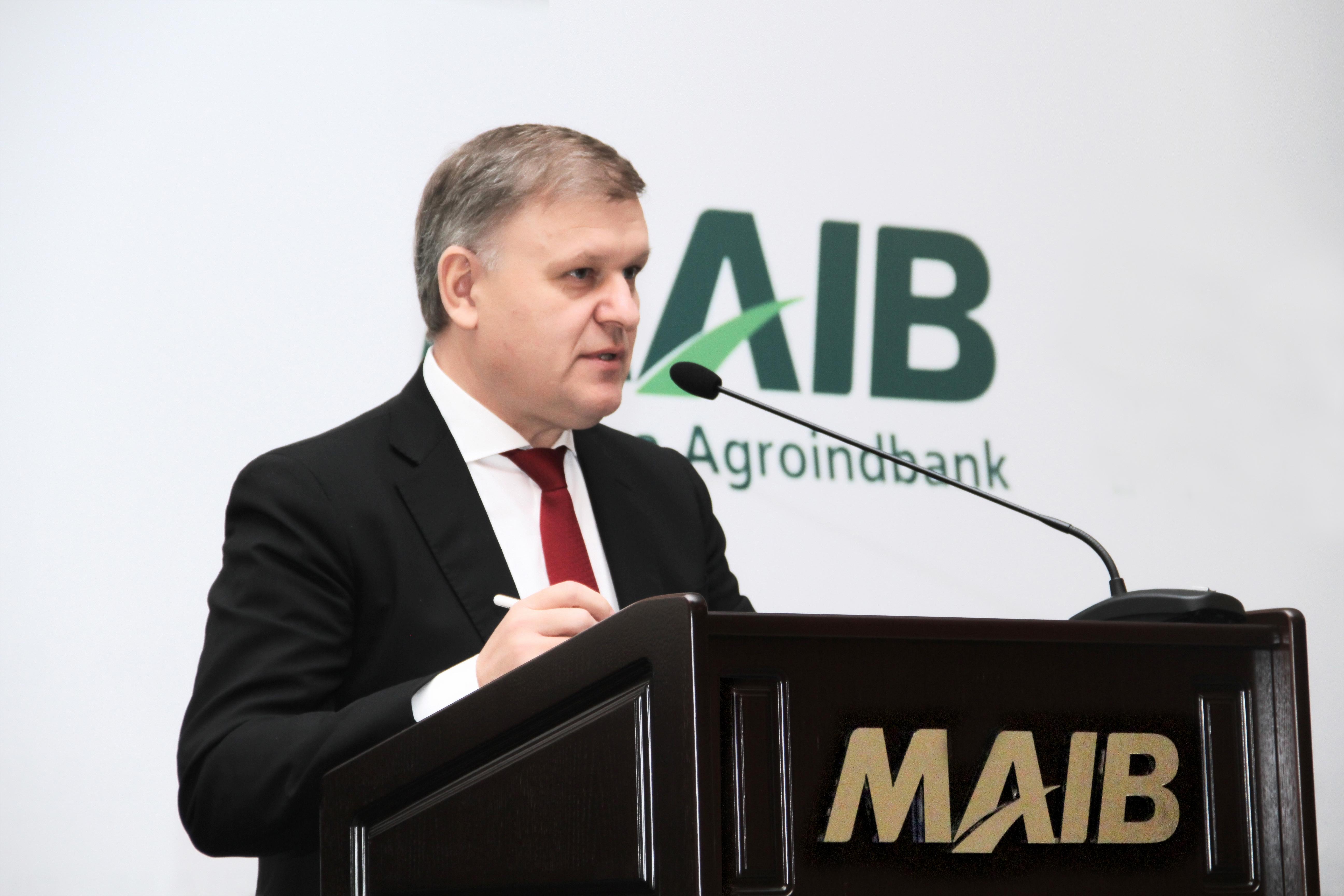 MAIB - Лучший банк страны по версии The Banker