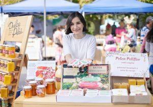 Елизавета Мамалига – девушка, которая переняла в США опыт маркетинга и продвижения предприятия
