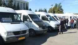 В Молдове из-за забастовки водителей отменят 1500 рейсов междугородних маршруток.…