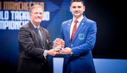 Молдавский судья по таэквондо вошел в тройку лучших в мире…