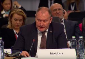 «Подчеркиваем необходимость вывода иностранных войск стерритории Молдовы». Глава МИДЕИ представил вОБСЕ позицию поПриднестровью
