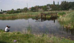 озеро, кагул