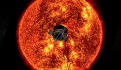NASA опубликовало первые данные сзонда Parker, который отправили кСолнцу