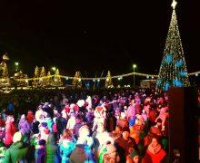 Оргеевская новогодняя сказка от Партии «ШОР» теперь и в Тараклии