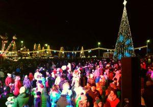 """Povestea de Crăciun a Partidului """"ȘOR"""", acum și la Taraclia"""