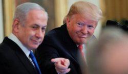Израиль иПалестина с«неделимой столицей». Трамп иНетаньяху предложили «сделку века»