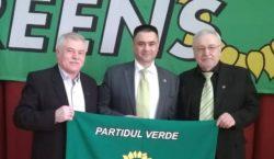Маринуца возглавил Зеленую экологическую партию