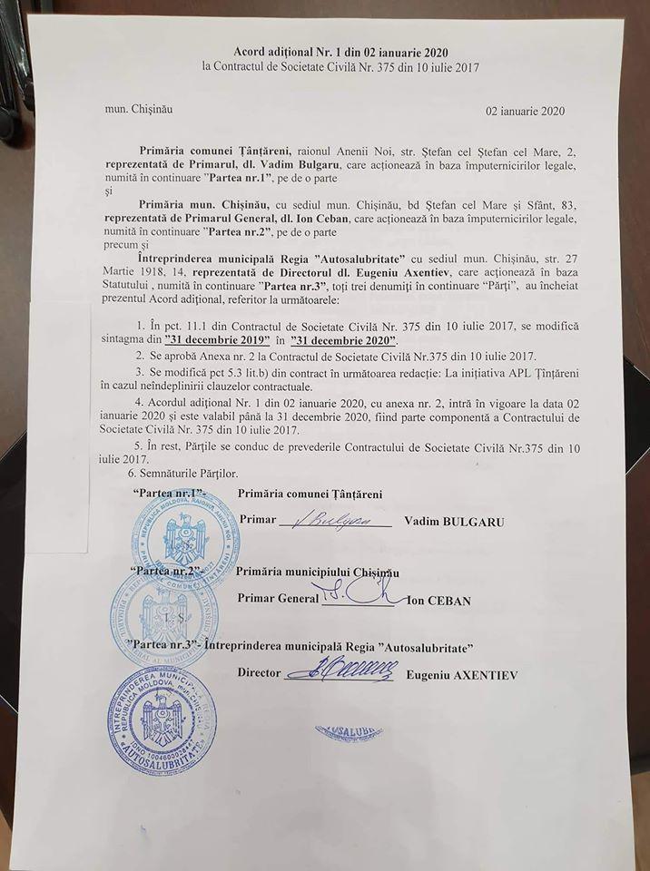 Мусор из Кишинева и в 2020 году будут вывозить на свалку в Цынцэрены