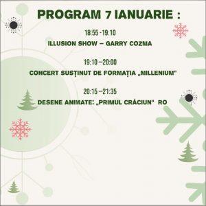 FOTO Program special de Crăciun pe stil vechi. Ce au pregătit organizatorii târgului din centrul capitalei