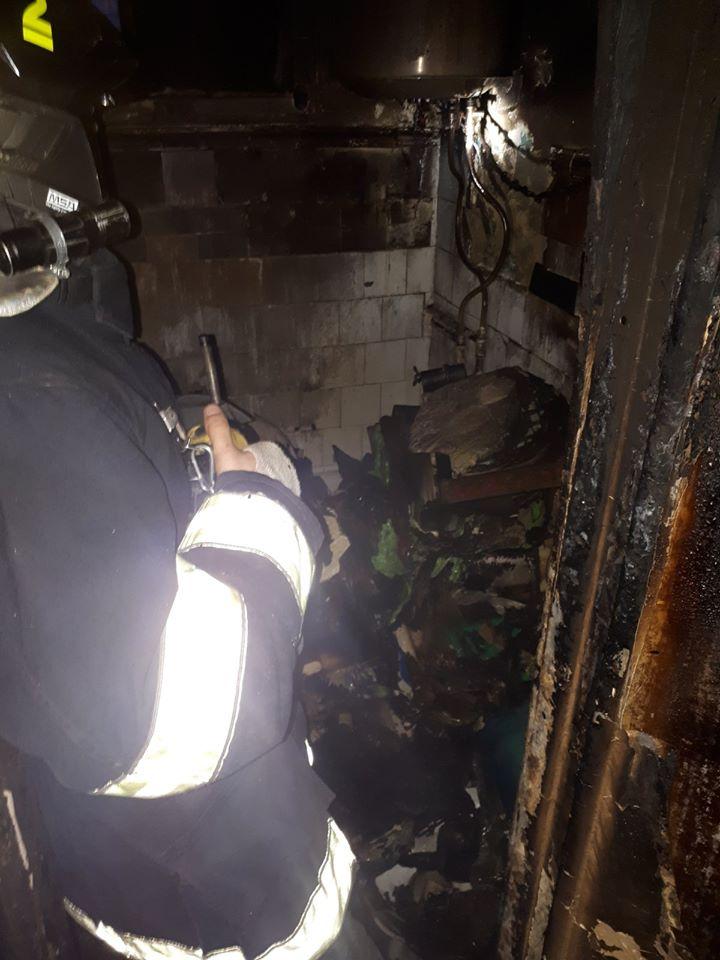 ВКишиневе вжилом доме наБотанике произошел пожар. Есть пострадавшие (ОБНОВЛЕНО)