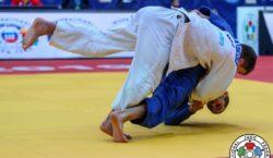Дзюдоист изМолдовы завоевал бронзу намеждународных соревнованиях вТель-Авиве