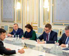 Zelenski vrea să afle cine a făcut înregistrarea compromițătoare, care a provocat demisia premierului
