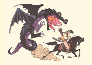 Баба Клоанца или Мать драконов? Сказочный тест NM