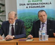 Agenția Moldsilva are un nou director. Și-a făcut studiile în Rusia și Germania