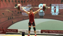 Спортсмены изМолдовы завоевали призовые места наКубке мира потяжелой атлетике