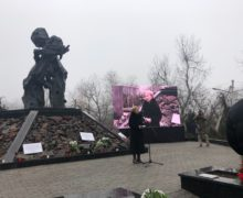 ВКишиневе прошел митинг-реквием в память о жертвах Холокоста