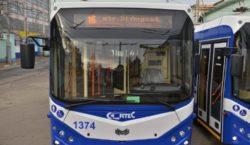 ВКишиневе вновь запустили троллейбус №16. Его маршрут изменился