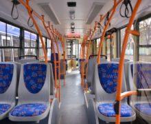 В Кишиневе в воскресенье не будет ходить общественный транспорт