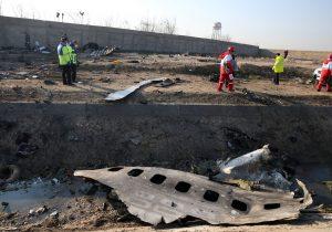 Иран не передаст Украине «черные ящики» сбитого украинского самолета