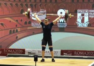 Спортсменка из Молдовы заняла второе место на Кубке мира по тяжелой атлетике