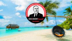 DO|DON'travel. По следам президента. Как слетать на Мальдивы по цене…