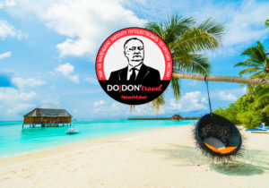 DO|DON'travel. По следам президента. Как слетать на Мальдивы по цене Турции