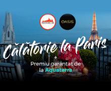 Выиграй отпуск в Париже от PROIMOBIL.MD и OASIS