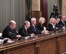 Премьер России сформировал новое правительство. Внего непопали Козак, Мединский иМутко