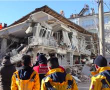 ВТурции произошло землетрясение. Погиб 21человек