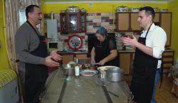 Кухня народов Молдовы. Блюдо третье. Ромские голубцы