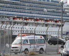 Коронавирус на борту. Число заболевших на изолированном лайнере с гражданами Молдовы утроилось