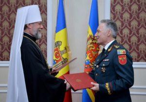 Митрополия Молдовы и министерство обороны решили сотрудничать. Как?