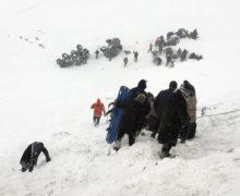 В Турции 28 человек погибли из-за схода двух лавин