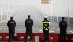 Россия закрывает границы для граждан Китая
